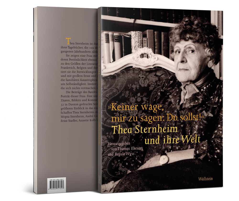 Thea Sternheim und ihre Welt